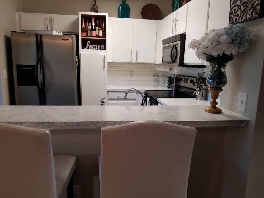 My Less than $300 kitchen renovation