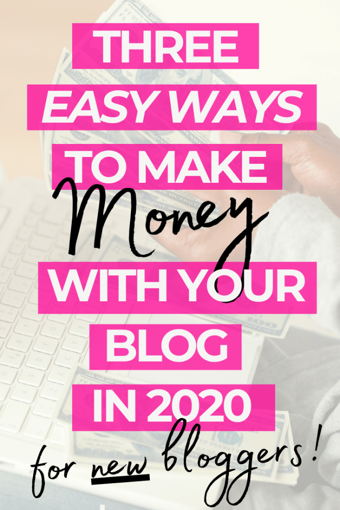 3 awesome ways to monetize your blog