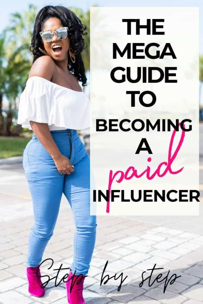 How to become an influencer for free